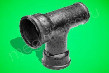 Канализация Тройник  50 - 50 х 90*, ЧК - Производство и продажа полипропиленовых труб «МегаТерм»