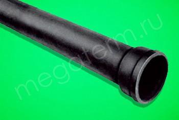 Канализация. Труба110 L= 2000 ЧК - Производство и продажа полипропиленовых труб «МегаТерм»