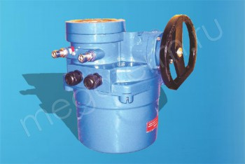 Э/привод для затворов 220в QT04-0.9 DN  40-80 (Dendor) - Производство и продажа полипропиленовых труб «МегаТерм»