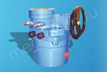 Э/привод для затворов 380в QT120-0,3 DN 400 (Dendor) - Производство и продажа полипропиленовых труб «МегаТерм»