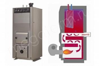 Котел ECO 17 LUX-Т Дизельный/Газовый - Производство и продажа полипропиленовых труб «МегаТерм»
