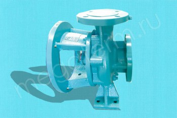 Насос КМ  80-50-200 СД. без Двигателя (ESQ) - Производство и продажа полипропиленовых труб «МегаТерм»