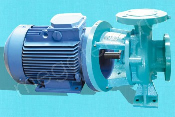 Насос КМ  50-32-125. с Двигателем 2,2/3000 (ESQ) - Производство и продажа полипропиленовых труб «МегаТерм»