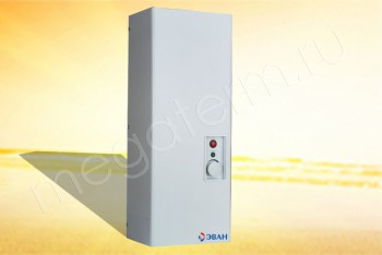 Электрокотел ЭВАН-С1- 9 кВт, 220 В (ЭВАН) - Производство и продажа полипропиленовых труб «МегаТерм»