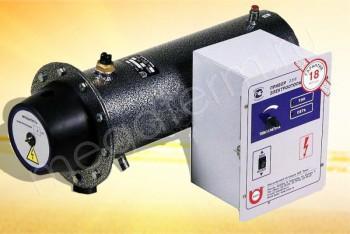 Электрокотел ЭПО- 4 кВт с Пультом ЭПО-4 (ЭВАН) - Производство и продажа полипропиленовых труб «МегаТерм»