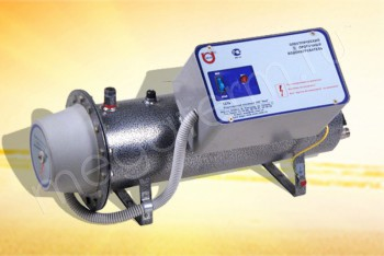 Электрический проточный водонагрев-ль ЭПВН-  7,5 220В - Производство и продажа полипропиленовых труб «МегаТерм»