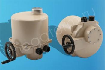 Э/привод ГЗ-ОФ- 25/5,5К 220В д/затв.  80 (SGL) - Производство и продажа полипропиленовых труб «МегаТерм»