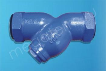Чугун. Фильтр Сетч. Магнитный Ду 32. Муфтовый PN16 - Производство и продажа полипропиленовых труб «МегаТерм»