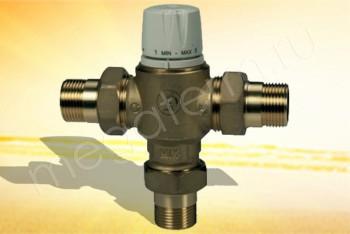 """R156-2 Термосмесительный Клапан 3/4"""" 30-65С Кv1,4 (Giacomini) - Производство и продажа полипропиленовых труб «МегаТерм»"""