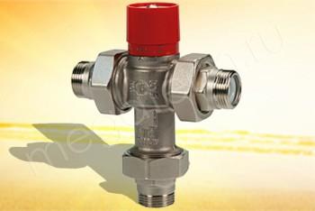 """R156 Термосмесительный Клапан 1"""" 38-60С Кv2,2 (Giacomini) - Производство и продажа полипропиленовых труб «МегаТерм»"""