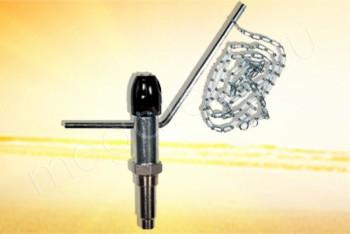 "R158 Регулятор Тяги 3/4"", 30-100С (Giacomini) - Производство и продажа полипропиленовых труб «МегаТерм»"