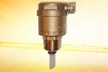 """R881 Воздухоотводчик Автомат + Отсечной Клапан 1/2"""" (Giacomini) - Производство и продажа полипропиленовых труб «МегаТерм»"""