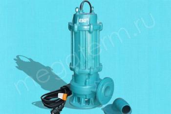 Насос Дренажный GNOM-M 50/25-100/7.5-380 (ESQ) - Производство и продажа полипропиленовых труб «МегаТерм»