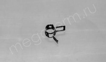 Хомут  пружинный D  6 мм - Производство и продажа полипропиленовых труб «МегаТерм»
