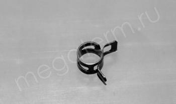 Хомут  пружинный D  9 мм - Производство и продажа полипропиленовых труб «МегаТерм»