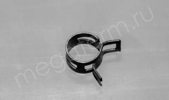 Хомут  пружинный D 13 мм - Производство и продажа полипропиленовых труб «МегаТерм»