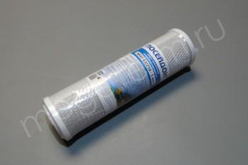 """Картридж SL10"""" Сорбц. Очистка Пресс. Уголь  1 мкм ЭФАУ 63/250 (Посейдон) - Производство и продажа полипропиленовых труб «МегаТерм»"""
