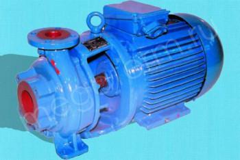 Насос КМ 100-65-200а. с Двигателем 22/3000 (Катайск) - Производство и продажа полипропиленовых труб «МегаТерм»