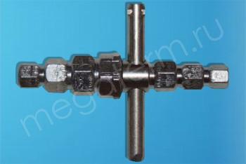 Ключ шестигранный универсальный - Производство и продажа полипропиленовых труб «МегаТерм»