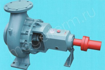 Насос К  65-50-125а. без Двигателя, без Рамы (ESQ) - Производство и продажа полипропиленовых труб «МегаТерм»