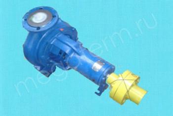 Насос 2К 100-80-160. без Двигателя, без Рамы (Ливны) - Производство и продажа полипропиленовых труб «МегаТерм»