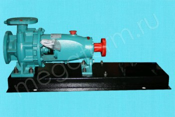 Насос К  80-65-160а. без Двигателя, на Раме (ESQ) - Производство и продажа полипропиленовых труб «МегаТерм»