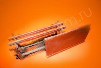 """Конвектор Комфорт 2М КН 20 - 0,985 тип 600 Концевой G3/4"""" - Производство и продажа полипропиленовых труб «МегаТерм»"""
