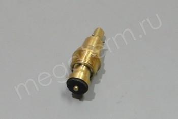 Кран-букса КБР-4 червячная - Производство и продажа полипропиленовых труб «МегаТерм»