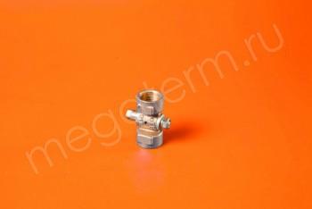 Кран 3-х д/манометра 11Б18бк  Ду15 без ручки - Производство и продажа полипропиленовых труб «МегаТерм»