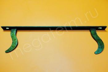 Кронштейн Радиаторный на Полосе 300х100 мм - Производство и продажа полипропиленовых труб «МегаТерм»