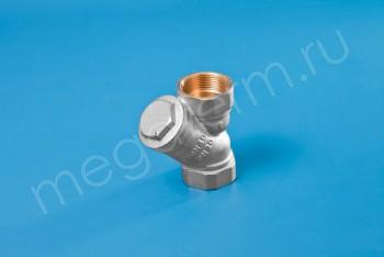"""Латунь. Фильтр сетчатый Ду 40 (G 1.1/2"""") - Производство и продажа полипропиленовых труб «МегаТерм»"""