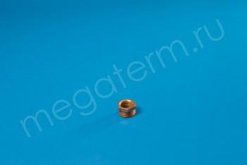 """Латунь. Футорка Ду 20-15 (НР.G 3/4""""-ВР.G 1/2"""") - Производство и продажа полипропиленовых труб «МегаТерм»"""