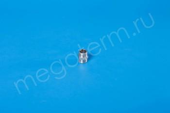 """Латунь. Ниппель Ду 15-15 (НР.G 1/2""""-G 1/2"""") - Производство и продажа полипропиленовых труб «МегаТерм»"""