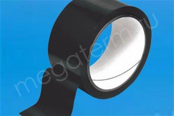 Лента армированная черная 50х50 - Производство и продажа полипропиленовых труб «МегаТерм»
