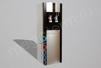 Кулер для Воды  16 LK/E black-silver (Lesoto) - Производство и продажа полипропиленовых труб «МегаТерм»