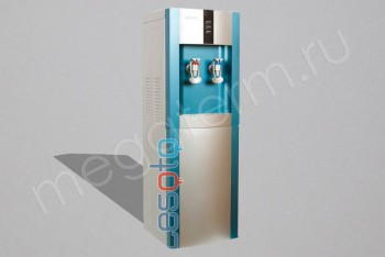 Кулер для Воды  16 L-С/E blue-silver (Lesoto) - Производство и продажа полипропиленовых труб «МегаТерм»