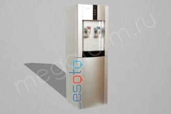 Кулер для Воды  16 LK/E silver-black (Lesoto) - Производство и продажа полипропиленовых труб «МегаТерм»