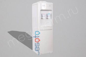Кулер для Воды  16 LD-C white (Lesoto) - Производство и продажа полипропиленовых труб «МегаТерм»