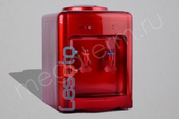 Кулер для Воды  36 ТD red (Lesoto) - Производство и продажа полипропиленовых труб «МегаТерм»