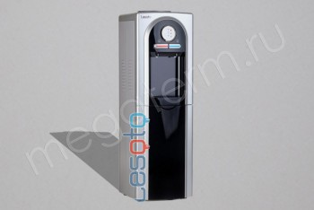 Кулер для Воды 555 L-B silver-black (Lesoto) - Производство и продажа полипропиленовых труб «МегаТерм»