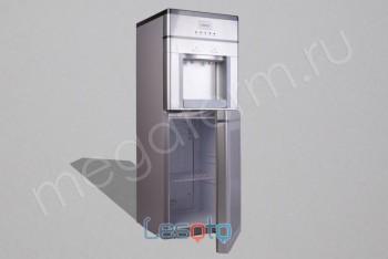 Кулер для Воды 666 L-B silver (Lesoto) - Производство и продажа полипропиленовых труб «МегаТерм»