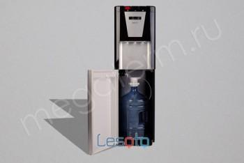 Кулер для Воды 888 L-G black-silver (Lesoto) - Производство и продажа полипропиленовых труб «МегаТерм»