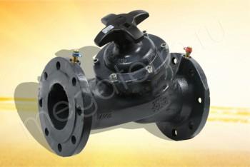 """003Z1063 Клапан Балансировочный MSV-F2-80 Ду80 (G 3"""") Ру16 Ручной Фланцевый (Danfoss) - Производство и продажа полипропиленовых труб «МегаТерм»"""