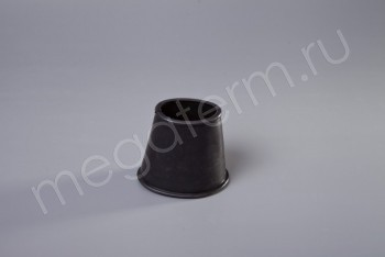 Манжет Конусный резина - Производство и продажа полипропиленовых труб «МегаТерм»