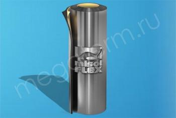 Misot-Flex ST-RL/ALU-SA 13 мм (самокл. с алюм. покрытием) - Производство и продажа полипропиленовых труб «МегаТерм»