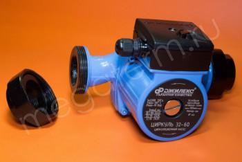 Насос циркуляционный Циркуль 32/60 (Джилекс) - Производство и продажа полипропиленовых труб «МегаТерм»