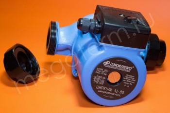 Насос циркуляционный Циркуль 32/80 (Джилекс) - Производство и продажа полипропиленовых труб «МегаТерм»