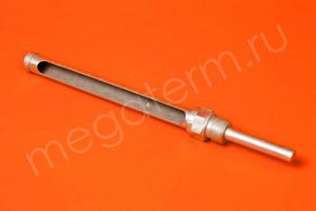 Оправа защитная к термометру 103мм М27х2 прямая - Производство и продажа полипропиленовых труб «МегаТерм»