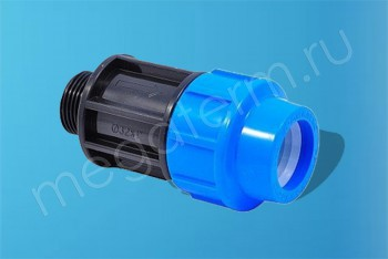 ПНД Клапан обратный  D32 (Джилекс) - Производство и продажа полипропиленовых труб «МегаТерм»