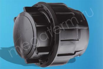 ПЭ. Заглушка D110 - Производство и продажа полипропиленовых труб «МегаТерм»